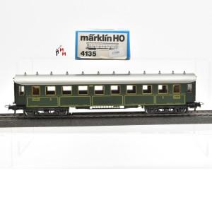 Märklin 4135.1 D-Zug-Wagen 3. Kl. der K.Bay.Sts.B., (22309)