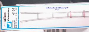 Viessmann 4154 Universal Fahrdraht 240-270mm, (3er Pack), (13437)