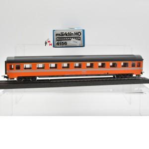 Märklin 4156.1 Eurofirma Wagen 1.Kl. der SNCF, (22334)