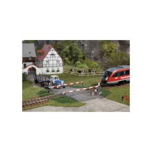 """(Neu) Auhagen 41582 """"Beschrankter Bahnübergang"""", (7524)"""