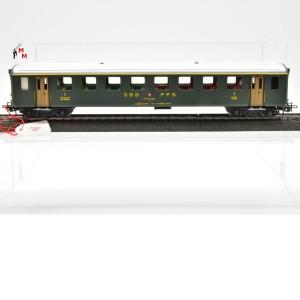 HAG 416 Eilzugwagen 1.Kl. der SBB, ohne OVP, (25236)