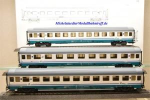 """Märklin 41895 Wagenset Schnellzugwagen-Set """"Italien"""", (10928)"""