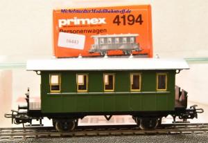 Primex 4194.1 -2achsiger Plattformwagen, (16443)