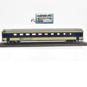 Märklin 4218.1 Schnellzugwagen 1.Kl. der BLS, (22281)