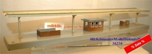 Märklin 423.2 Bahnsteig, (16210)
