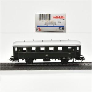 Märklin 4235 Nebenbahnwagen 2.Kl. DB, (21812)