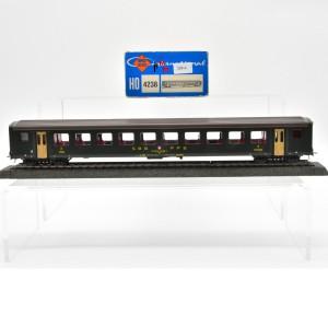 Roco 4238 Einheits-Personenwagen 2.Kl. der SBB, mit Gleich- und Wechstromachsen, (25816)