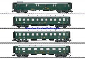 (Neu) Märklin 42388 Oldtimer-Personenwagen-Set, SBB, Ep.II,