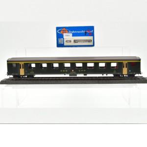 Roco 4239 Einheits-Personenwagen 1.Kl. der SBB, mit Gleich- und Wechstromachsen, (25829)