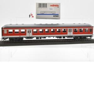 Märklin 42561 Nahverkehrswagen 2.Kl., DB AG, (21879)
