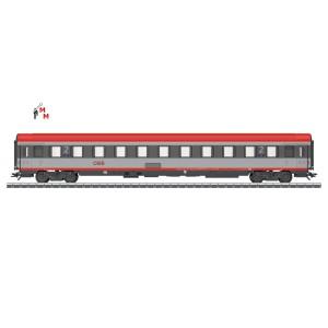(Neu) Märklin 42743 Reisezugwagen 2.Kl. der ÖBB, Ep.VI,