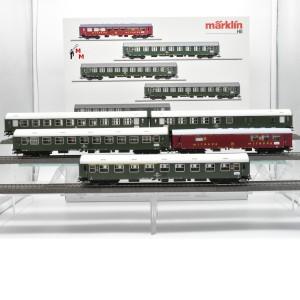 Märklin 42980 Interzonen-Zug DR/DDR, Ep.IV, (5 Wagen), (22563)