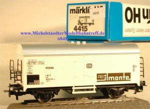 """Märklin 4415/83750 """"AB ilmonte"""", (6848)"""