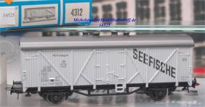 "Roco 4312 Kühlwagen ""Seefische"", (14525)"