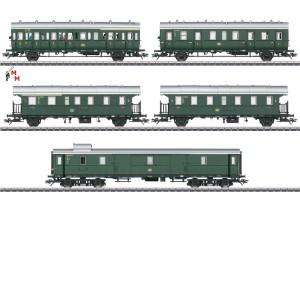 (Neu) Märklin 43144 Personenwagen-Set zur BR E44.5, Insider Modell 2021,