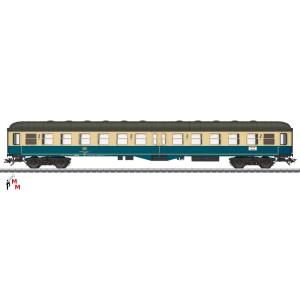 (Neu) Märklin 43165 Reisezugwagen -Mitteleinstiegswagen-, 2.Kl. der DB,