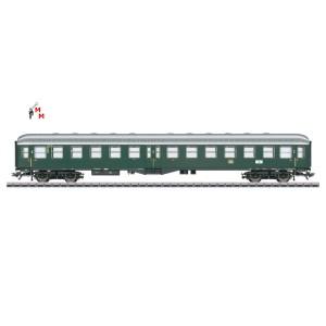 (Neu) Märklin 43166 Eilzugwagen 2.Kl., DB, Ep.III,
