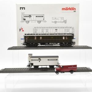 "Märklin 4329 Wagenset ""Reichspost"", (21432)"