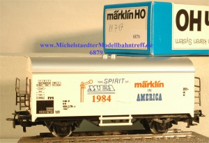 """Märklin 4415/84717 """"The Spirit of MEA"""", (6879)"""