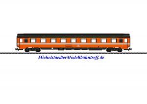 (Neu) Märklin 43511 Eurofima Abteilwagen 1.Kl., SNCB, Ep. IV,