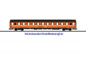 (Neu) Märklin 43521 Eurofima Abteilwagen 2.Kl., SNCB, Ep. IV,