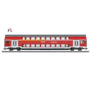 (Neu) Märklin 43567 Doppelstockwagen 1./2.Kl., DB AG, Ep.VI,