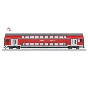 (Neu) Märklin 43568 Doppelstockwagen 2.Kl., DB AG, Ep.VI,