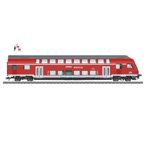 (Neu) Märklin 43569 Doppelstock-Steuerwagen 2.Kl., DB AG, Ep.VI,