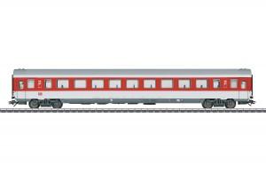 (Neu) Märklin 43760 Großraumwagen rot/hellgrau, 2.Kl., DB AG, Ep.V,