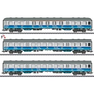 """(Neu) Märklin 43815 Wagenset der DB, """"Airport Express Frankfurt(Main)"""","""