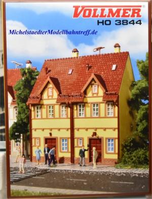 (Neu) Vollmer 43844 Reihen-Doppelhaus,