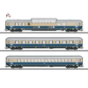 (Neu) Märklin 43881 Wagenset 1 zum Rheinpfeil der DB,