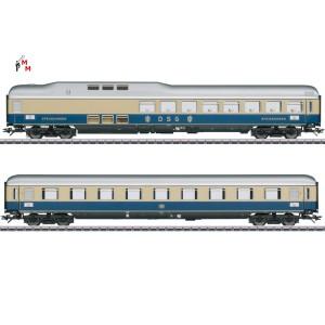 (Neu) Märklin 43882 Wagenset 2 zum Rheinpfeil der DB,