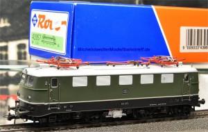 Roco 43957 E-Lok  BR E41, DB, Wechselstrom, (14597)