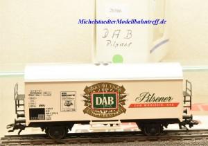 Märklin 4415/98005 Kühlwagen DAB Pilsener, (20366)
