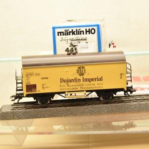 Märklin 4415 /82132 Sonderwagen Dujardin Imperial, (20449)