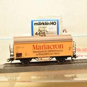 Märklin 4415 /83057 Sonderwagen Mariacron, (20457)