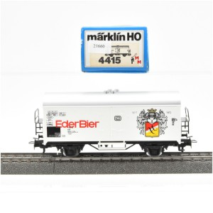 Märklin 4415/82004 Bierwagen Eder Bier, (21660)