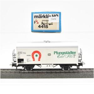 Märklin 4415/82003 Bierwagen Pfungstädter Edel-Pils, (21670)