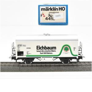 Märklin 4415/82024 Bierwagen Eichbaum, (21672)