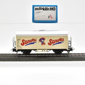 """Märklin 4415/91707 Kühlwagen """"Sarotti"""", (25397)"""