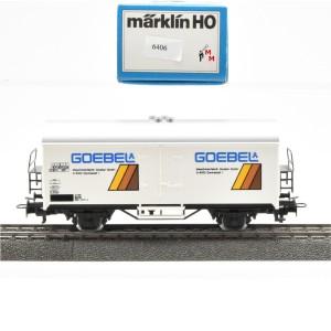 "Märklin 4415/013 Sonderwagen ""Goebel Maschinenfabrik Darmstadt"", (6406)"