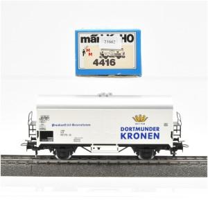 Märklin 4416 Bierwagen Dortmunder Kronen, (21662)