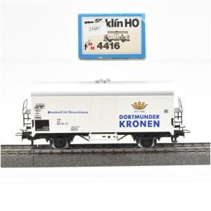 Märklin 4416 Bierwagen Dortmunder Kronen, (21663)