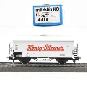 Märklin 4418 Bierwagen König-Pilsener, (22484)