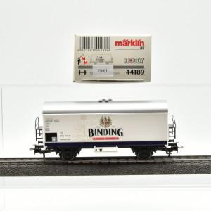 """Märklin 44189 Kühlwagen """"Binding"""", (25661)"""