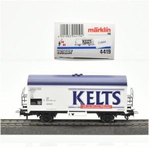 "Märklin 4419.10 Kühlwagen ""KELTS Alkoholfreies Pilsener"", (21844)"