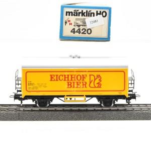 Märklin 4420 Bierwagen Eichhof Bier, SBB, (22481)