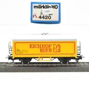 Märklin 4420 Bierwagen Eichhof Bier, SBB, (22482)