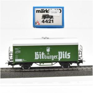 Märklin 4421.1 Kühlwagen Bitburger Pils, (21329)